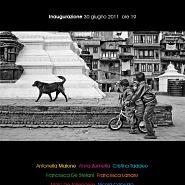 STREET LIFE IN NEPAL, Venezia, 2011